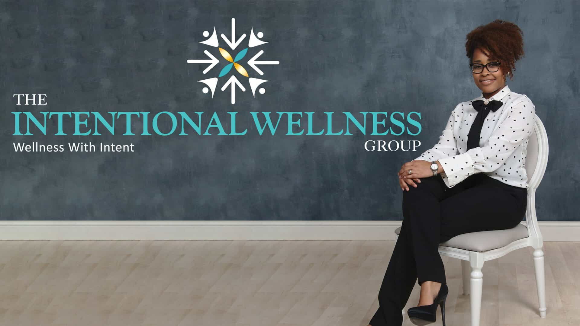 Header Image of LaBreyia Ellis, Owner and Licensed Therapist of The Intentional Wellness Group in Philadelphia, PA